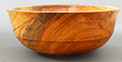 wood bowls natural edge salad decorative